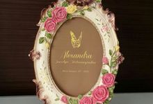 Special Design Photo Frame by Jolie Belle