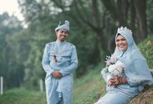 Akad Nikah & BerSanding by mike.1studio weddings & portraits