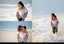Try&Anna Prewedding - Bali by J-Image Photography