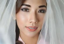 Airbrush Bride Makeup by MRS Makeup & Bridal