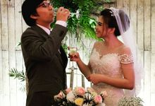 Wedding of Steven & Ruth by CREDO Event & Wedding Consultant