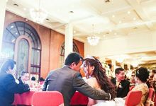 Yusup & Lanny Wedding by Imperial Chinese Restaurant