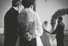 MC David & Fenica Wedding at Villa Sahita by MC Rendy Rustam