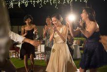 Wedding at Villa Ambar, Semara by alkemi studio