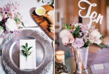 A selection of decorations we have available for hire by Chic Rustique