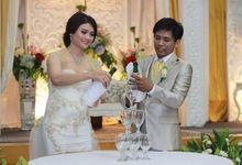 Wedding at Angkasa Pura by X-Seven Entertainment
