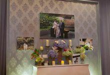 Thomas & Juliana Wedding Anniversary by Classy Decor