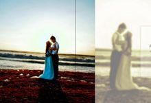 Contoh Album Prewedding Outdoor by Magdalena Young Bridal