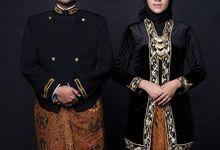 Rahma & Taufik by everlaststory
