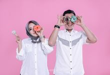 prewedding from ka siti & ka hariyo by JaMphotostudio