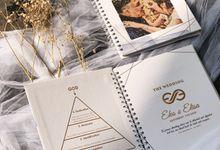The Wedding of Eko & Elisa by SentimeterCard