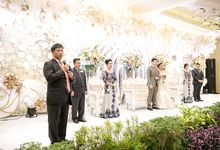 Pullman Hotel Jakarta - Thyo & Kezia Wedding Day Reception ii by Impressions Wedding Organizer
