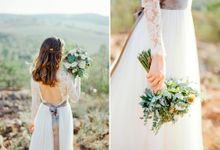 Intimate Nature Wedding by Rokolya Photography