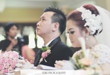 [Wedding Day] Rio & Winnie by VDB Photography