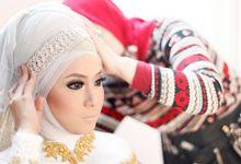 Prepare Wedding ceremony Rizka & Miftah by dulkimsofotografi
