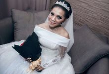 The Wedding of Hanna & Echon by Anve Sposa