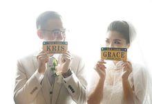 Kris & Grace by Rusli Hadiwinata