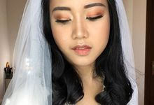 Wedding Makeup Trial by Veronica Thamrin Makeup Artist