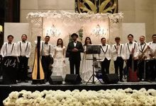 The wedding of Gita & Sadar by Wijaya Music Entertainment