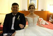 Wedding of Thomas & Angela by CREDO Event & Wedding Consultant