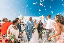 Santorini Wedding by Santorini Photographer