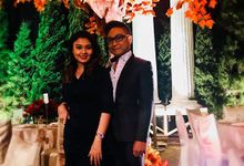 Randy & Sharleen Wedding After Party by Miracle Entertainment