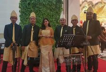 The wedding of Maisa & Ihsan by Wijaya Music Entertainment
