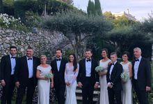 A summer intimate wedding by Prestige & Luxury weddings - Sposa Mediterranea by A&C