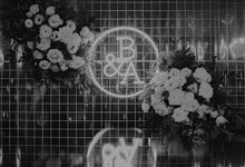 Industrial Theme Wedding by G Creations