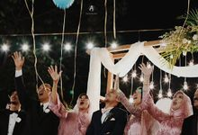 Cempaka Faiz Wedding Story by by Amal Photography