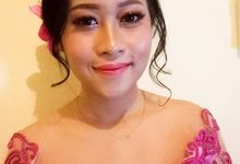 Graduation Makeup & Hairdo by Ayu Cintya