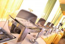 Catering by d'bagus wedding planner