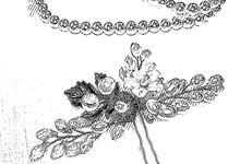Gold Sakura Hairpin for Ms.Monica by Belle La_vie
