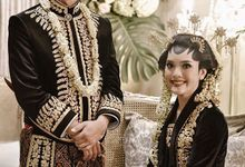 The Wedding of Santi & Rantau by Chandani Weddings