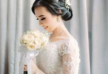 The Wedding of Entin & Ovan by Anve Sposa