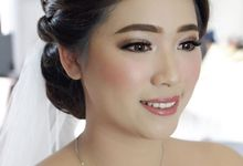 Bride Wulan by Make Up By Krista
