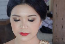 Fenny's make up by By Saraswati Hamid