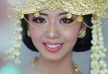 Batak Wedding Makeup by MRS Makeup & Bridal