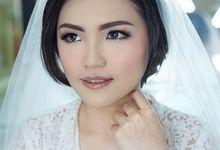 Bride EvaKharisma by Megautari Anjani