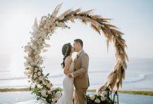 Galen & Julia Wedding Decoration by It's True Design Styling by KAMAYA BALI