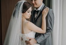 The Wedding of Stephanie & Christianto by Anve Sposa