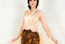 Morsian Kebaya Detail by Zena