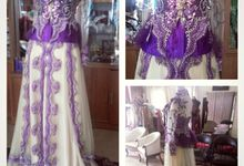 New Wedding Dress Collections 2015 by Mahligai Wedding Organizer