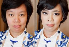 Sister Makeup by Troy Makeup Artist