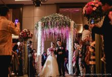 Yohanes & Vhina Wedding by Imperial Photography Jakarta
