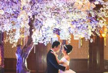 The Wedding Of Andy & Natassha by thePhotograph