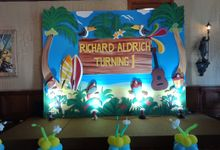 Ballon Decoration by Blessing Decoration