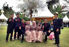 dr. Ardi & Arin's Wedding by Vedhita Wedding Organizer