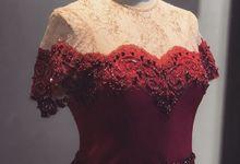 Hansen & Susan Wedding by Berta Chandra Couture
