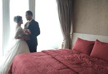 Holy Matrimony and Wedding Of Andry & Jessica by JWP Wedding